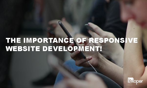 The importance of responsive website