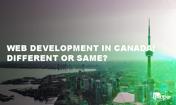 Web Development in Canada