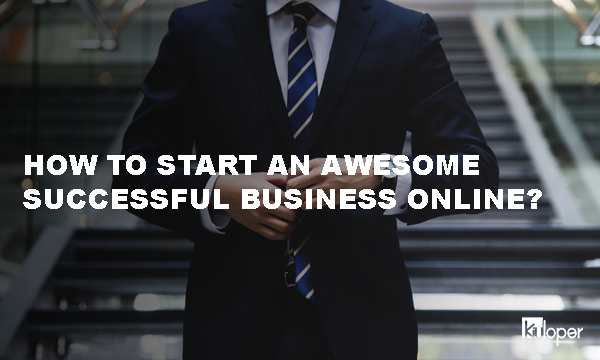 How to start an online business?