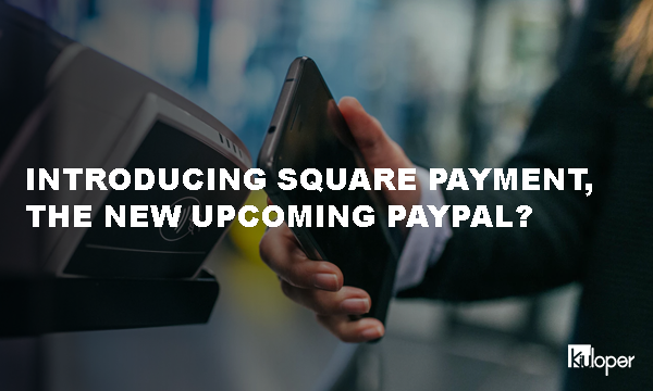 Square Payment, the new PayPal!