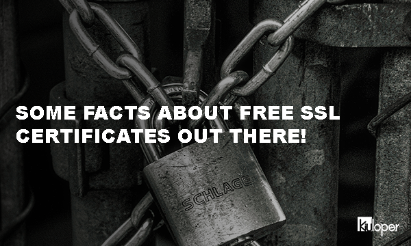 Some Facts About Free SSL