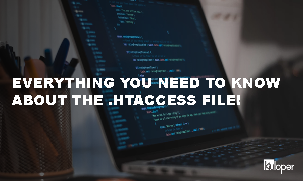 Everything to Know About .htaccess