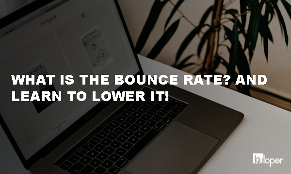 What is the Bounce Rate?