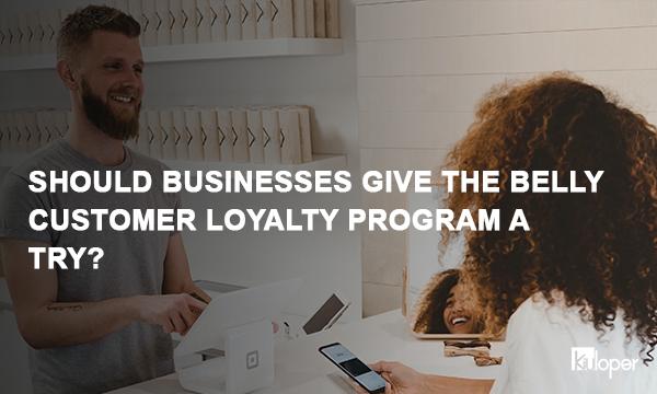 Belly Customer Loyalty Program